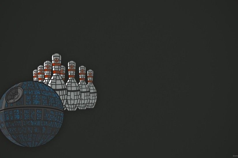 Death Star Bowling for 2560x1440