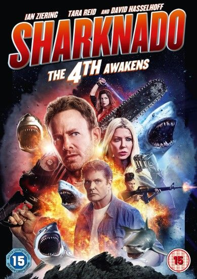Keywords Sharknado 4 Release and Tags