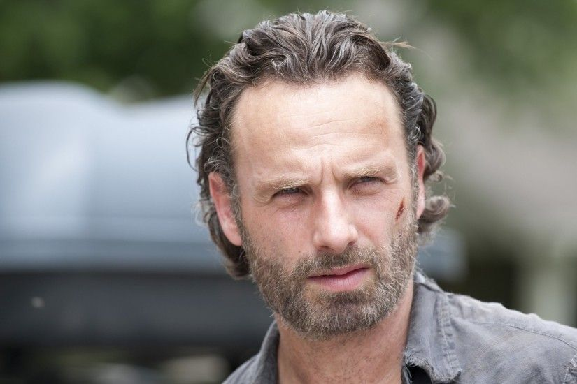 TV Show - The Walking Dead Rick Grimes Andrew Lincoln Wallpaper