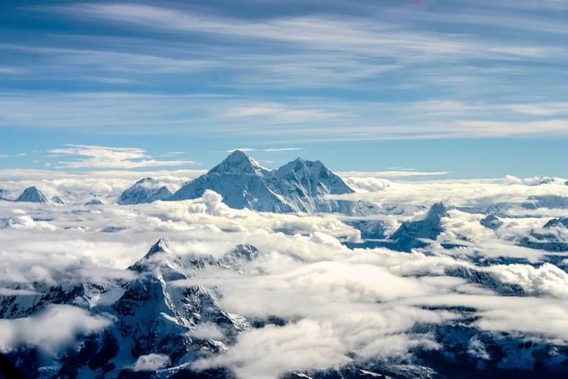 free wallpaper and screensavers for mount everest