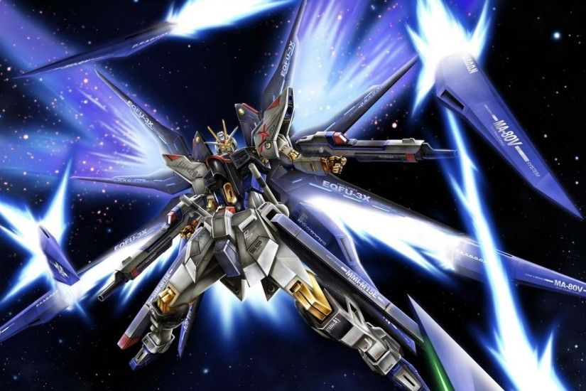 1920x1200 Mobile Suit Gundam 00 Wallpapers