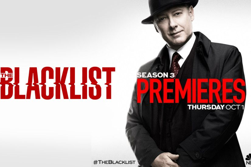 The Blacklist Season 3 Premieres Poster