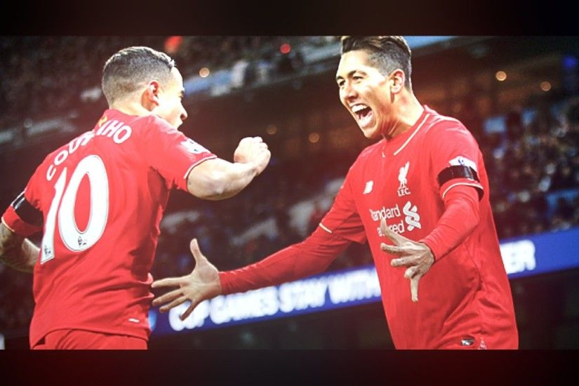 Philippe Coutinho & Roberto Firmino - The Brazilian Duo - Liverpool | HD |  2016 - YouTube