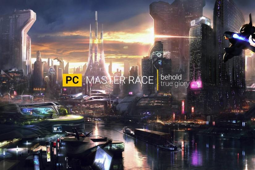 widescreen pc master race wallpaper 1920x1186 iphone