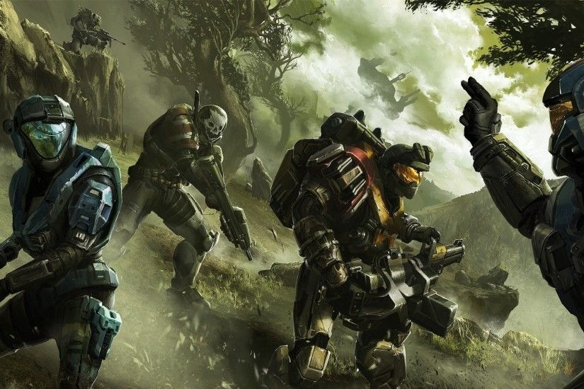 Video Game - Halo: Reach Wallpaper