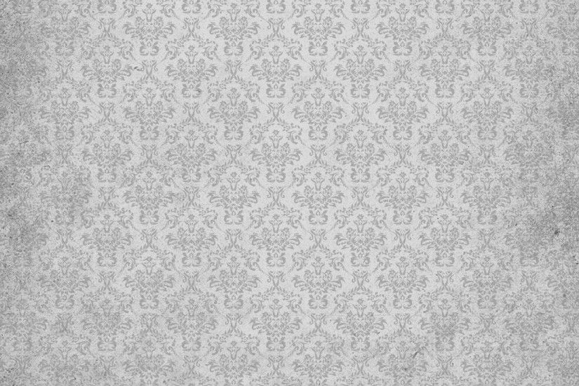 Damask Vintage Background Grey