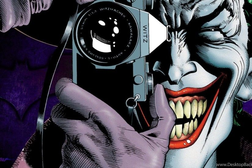 Joker Comic Wallpapers Wallpapers Cave