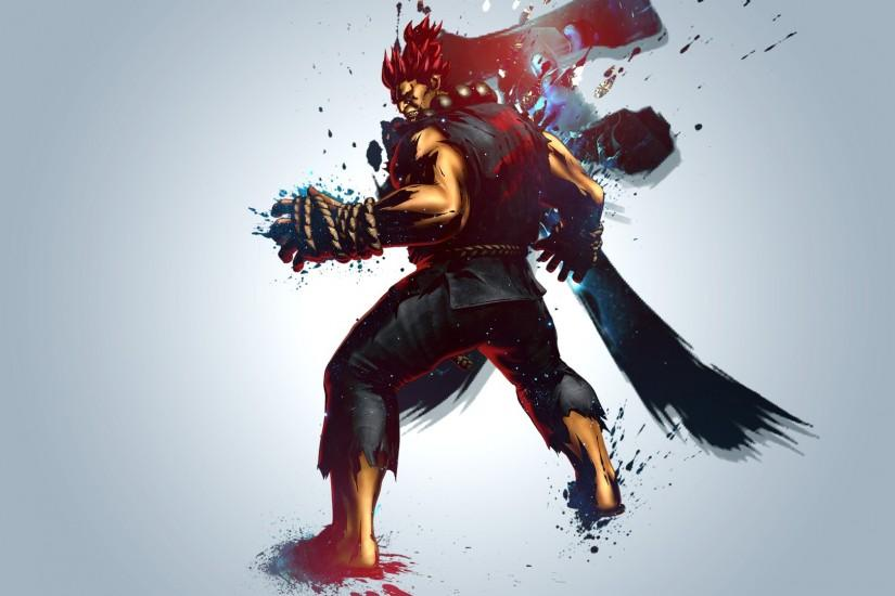 Akuma wallpaper by OriginalBoss on DeviantArt
