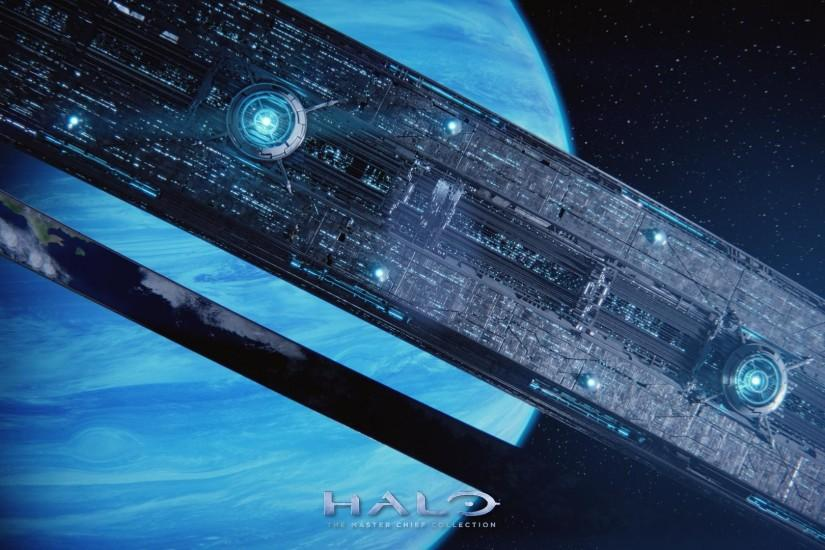 Halo Ring Wallpaper Background HD