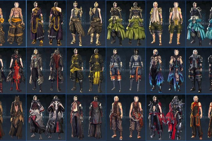 free blade and soul wallpaper 2484x1468 for computer