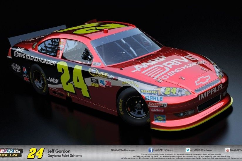 Images For > Jeff Gordon 2013 Car Wallpaper