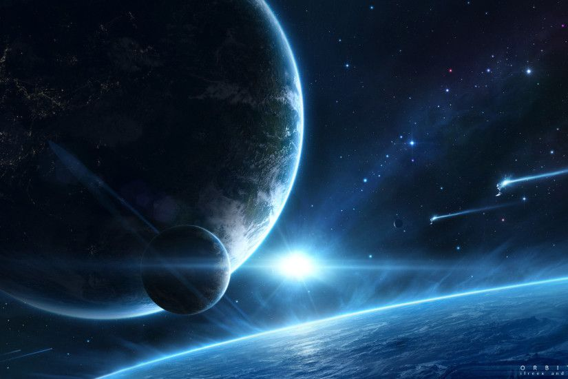 Image - Space Fantasy HD Wallpaper-34 jpg Orbitals 1920x1080.jpg | Sci Fi  Mini Builders Wiki | FANDOM powered by Wikia