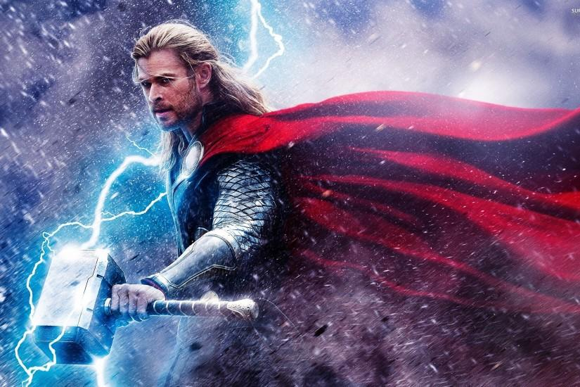 Thor The Dark World Wallpaper 783960