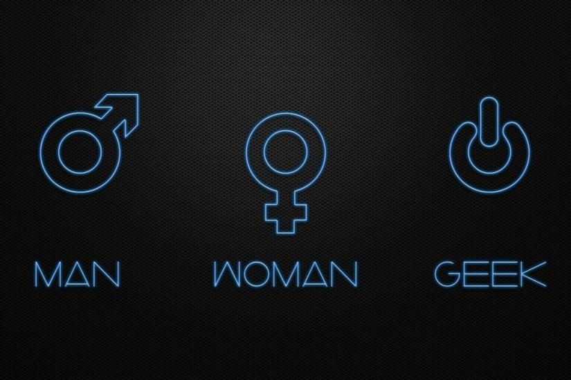 Description: The Wallpaper above is Man Woman Geek Wallpaper in Resolution  1920x1080. Choose your Resolution and Download Man Woman Geek Wallpaper