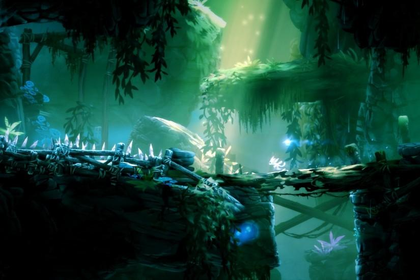 download ori and the blind forest wallpaper 1920x1080 laptop