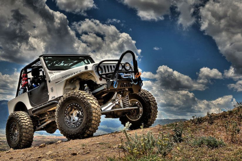 Jeep Wrangler Mobile HD Wallpaper