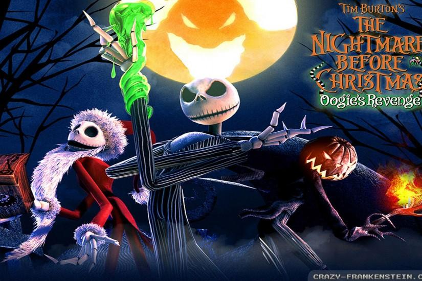 nightmare before christmas wallpaper 1920x1200 for ipad