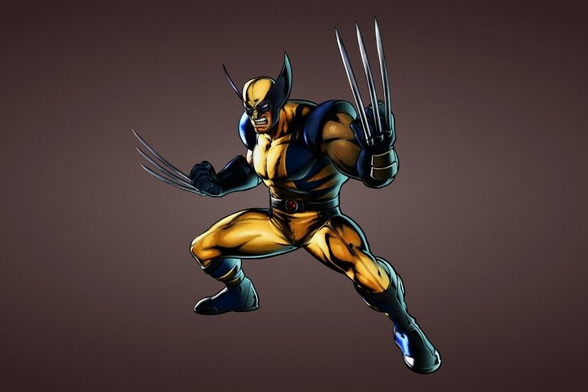 wolverine wolverine comics dusky background marvel comics x-men x-men  clawed toothy