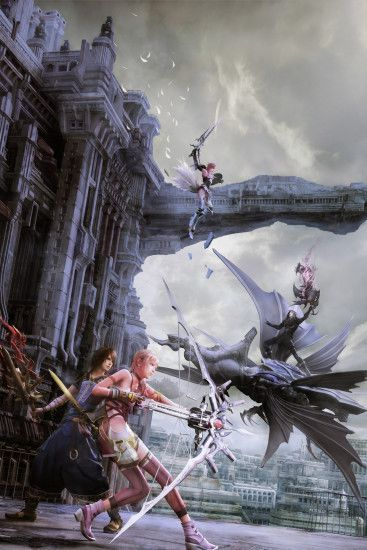 Final Fantasy XIII-2 images Final Fantasy-XIII-2 HD wallpaper and  background photos