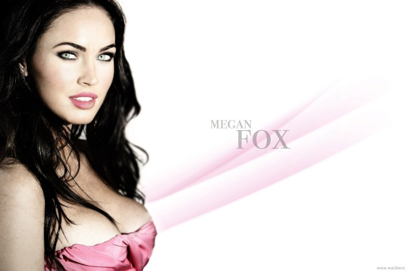 Celebrity Megan Fox Wallpaper For Desktop