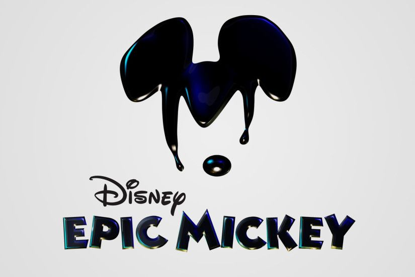 Disney Epic Mickey 1080p Wallpaper ...