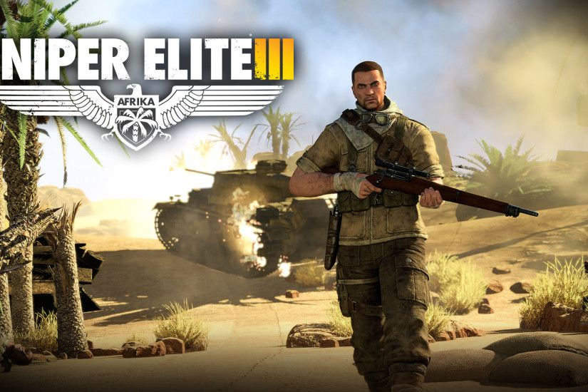 Sniper Elite 3 Wallpapers for Desktop (1920x1080, 0.55 Mb)