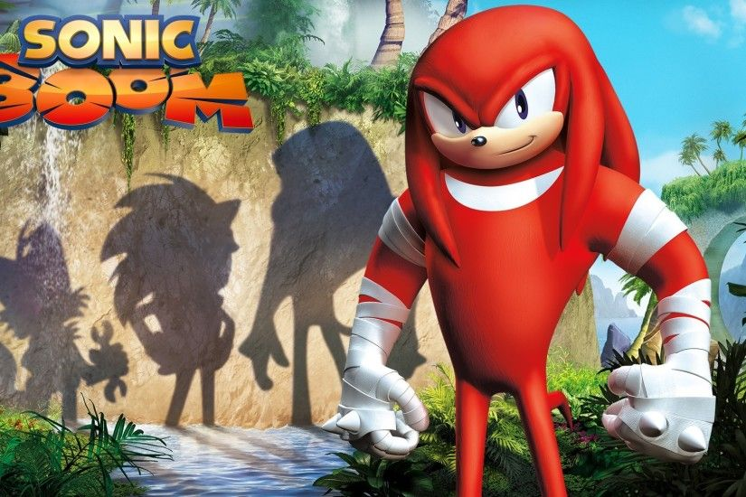 Sonic Boom: Rise of Lyric wallpaper: High Definition Backgrounds,