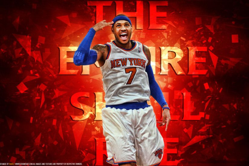 Carmelo Anthony Wallpapers Knicks Wallpaper Cave Source · Carmelo Anthony  Wallpapers 2015 Wallpaper Cave