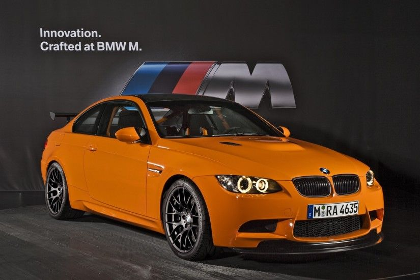 2011 BMW M3 GTS Wallpapers | HD Wallpapers