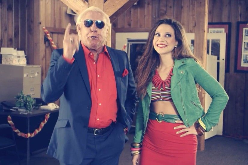 Ric Flair Is a Complete Lunatic as a Used-Car Salesman in Ads for .