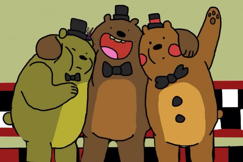 DeviantArt: More Like We Bare Bears Fnaf by RainillaXOX