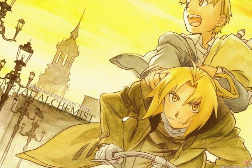 Fullmetal Alchemist wallpapers HD