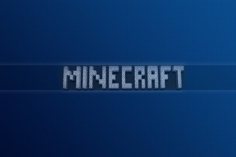 Preview wallpaper minecraft, name, font, background, game 3840x2160