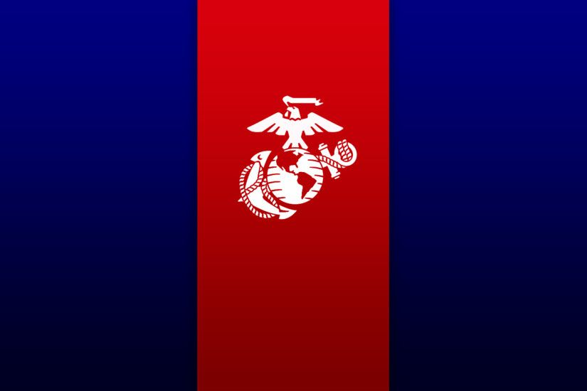 1920x1440 Px HD Desktop Wallpaper : Wallpapers Usmc Red And Blue Background
