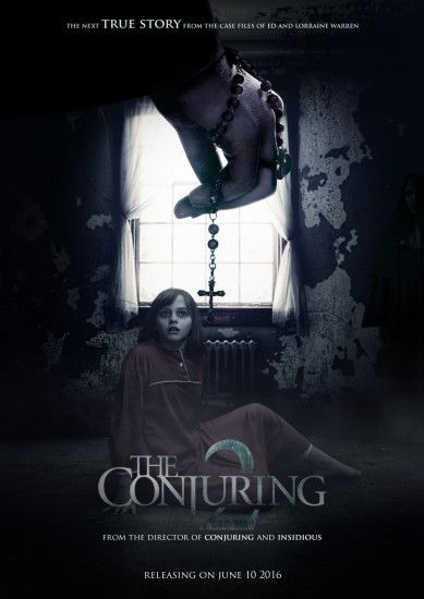 "... Horror Movie ""The Conjuring 2"" Official Trailer 2 Full Hd ..."