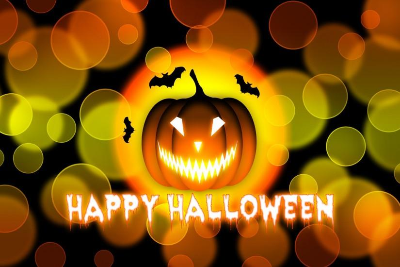 ... Wallpaper Happy Halloween HD Deskto ...