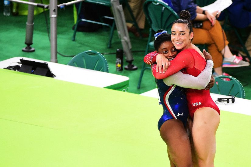 Simone Biles, Aly Raisman: We had a hunch we'd be back on the podium -  TODAY.com