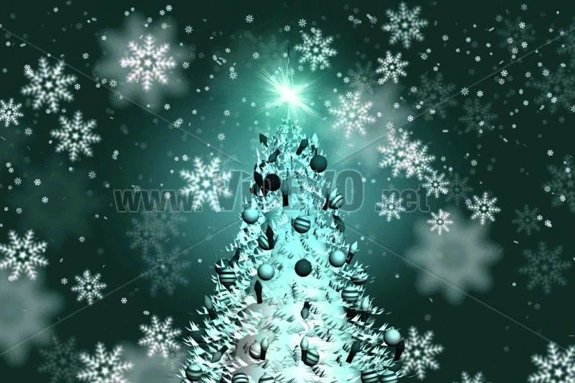 Free Stock Video Download - Christmas Tree Motion Background - Motion  Graphics - YouTube