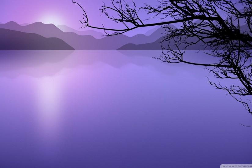 Calm Lake Cartoon Wallpaper 1920x1080 Calm, Lake, Cartoon