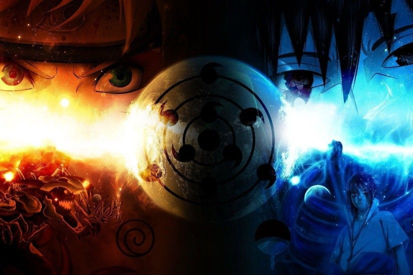 1920x1080 Naruto And Sasuke Wallpaper Hi Res W #2618 Wallpaper .