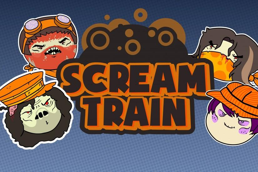 Game Grumps, Steam Train, Video Games, YouTube, Halloween Wallpaper HD