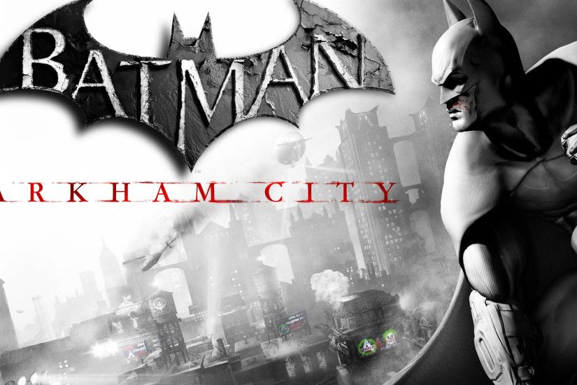... 1920 × 1080 in Batman: Arkham Asylum