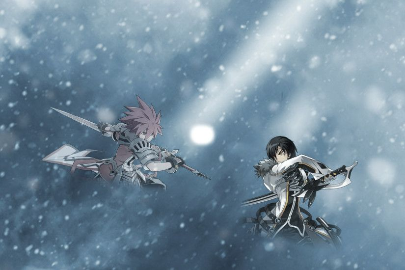 Video Game - Elsword Raven Cronwell Snow Lord Knight (Elsword) Wallpaper