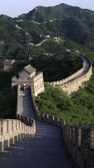 The Great Wall Of China Retina wallpaper