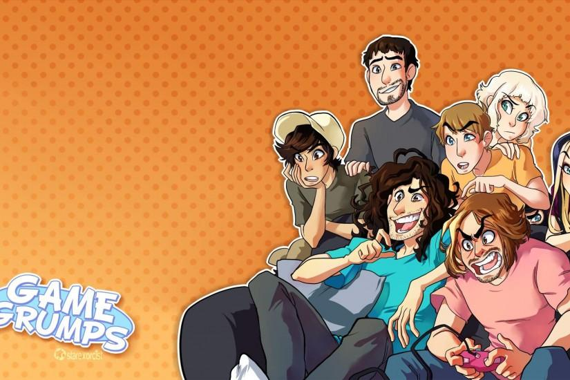GameGrumps Wallpaper because I apparently have too much time on my hands ...