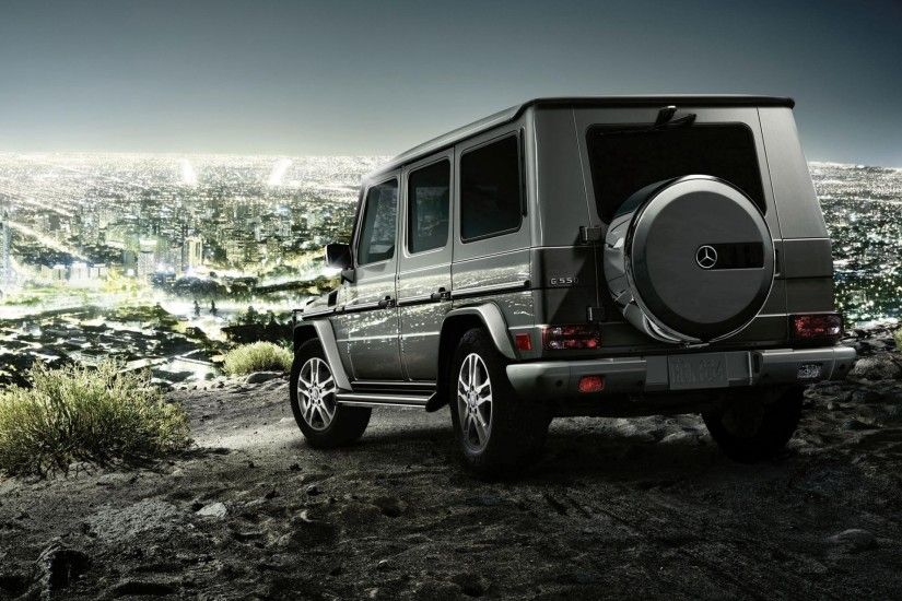 Mercedes Benz G Class Wallpapers