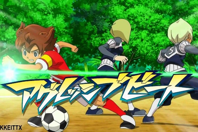 Inazuma Eleven GO Chrono Stone - Wonder Trap & Aggressive Beat HD - YouTube
