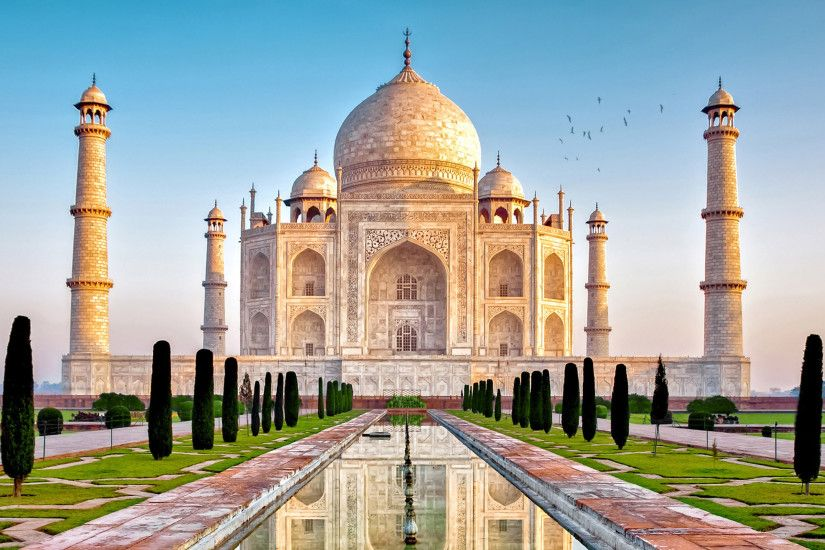 Taj Mahal Wallpaper India World Wallpapers) – HD Wallpapers