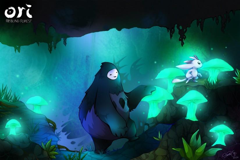 vertical ori and the blind forest wallpaper 3000x2000 for mac