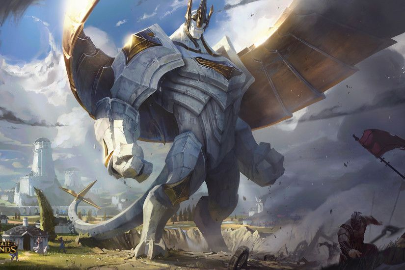 ... Galio, The Colossus ...